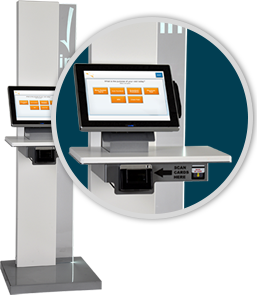 Industry Leading Electronic Patient Check-in System