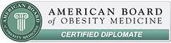 certificate american board of obesity medicine